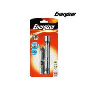 에너 LED 메탈랜턴 AA건전지 후레쉬 손전등
