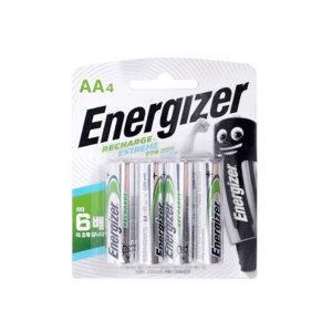에너자이저 익스트림 충전지 AA 4p