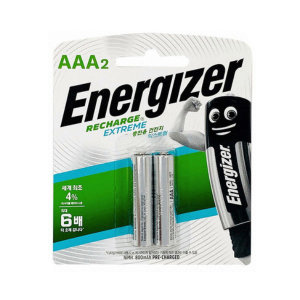 에너자이저 익스트림 충전지 AAA 2p