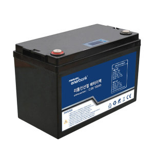리튬인산철팩 12.8V 100Ah 연(납)축전지 대체 LiFePO4