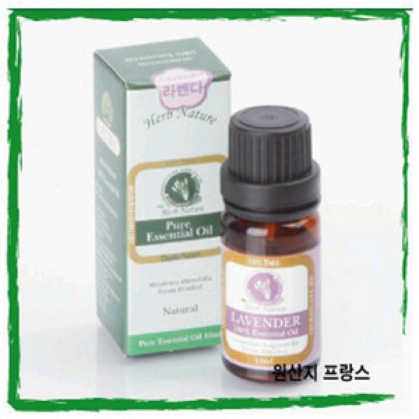 라이프트리 라벤더 에센셜오일 10ml 아로마오일/숙면향/침실허브향기/베겟속/심신안정/라벤더오일