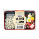 별사탕 도시락 90g / 대용량 옛날사탕 종합캔디 선물