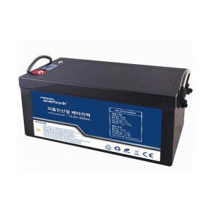 리튬인산철팩 12.8V 300Ah 연(납)축전지 대체 LiFePO4
