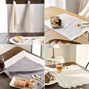 카페 감성 테이블 식탁 방수 매트 키친크로스 행주