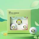 BABY 골프 볼마커 무광4구세트 치미(CHIMMY)