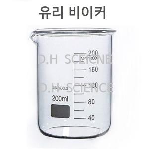 두현과학 유리비이커 500ml