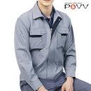 파브 춘추작업복 SM-J305 상의 작업복점퍼 춘추점퍼