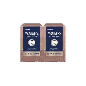 크리넥스 실크소프트 코튼향 250매x6입X2팩