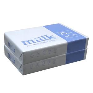 밀크 A4 복사용지(A4용지) 75g 1000매