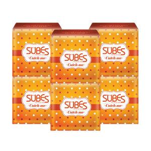 슈베스 생리대 캐치미 슬림 중형 14Px6팩(총84P)