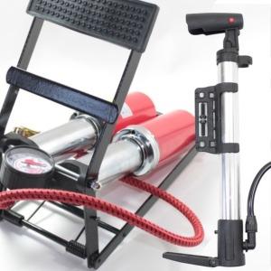 무료배송 자전거펌프 휴대용펌프 에어펌프 다용도펌프