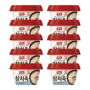 동원 양반 참치죽 285g x 10개