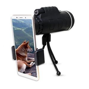 삼각대 스마트폰 망원경 40x60 스마트단망원경 스마트