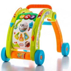 아기 걸음마 장난감 조카 선물 테이블 액티비티 워커