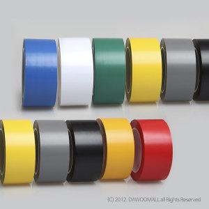 국산 바닥 라인테이프 50mm 코트 주차 라인 8가지색상