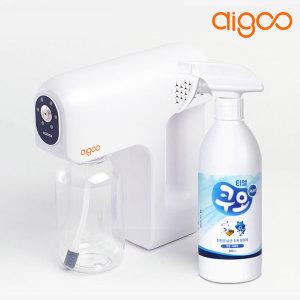 아이구 AG-AFM002 방역소독기 연무기 친환경소독 VC