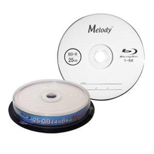 멜로디 공 블루레이 디스크 25GB 10P CAKE