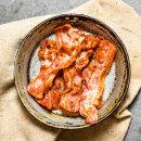 롯데 잘려있는 담백한 베이컨 1kg/2세트구매핫도그증정
