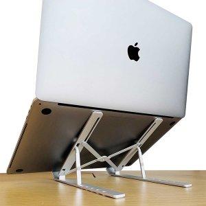 휴대용 노트북 거치대 알루미늄 접이식 맥북 거치대