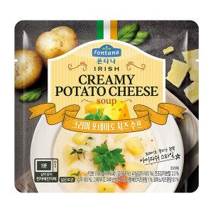 폰타나 크리미 포테이토 치즈 수프 180g