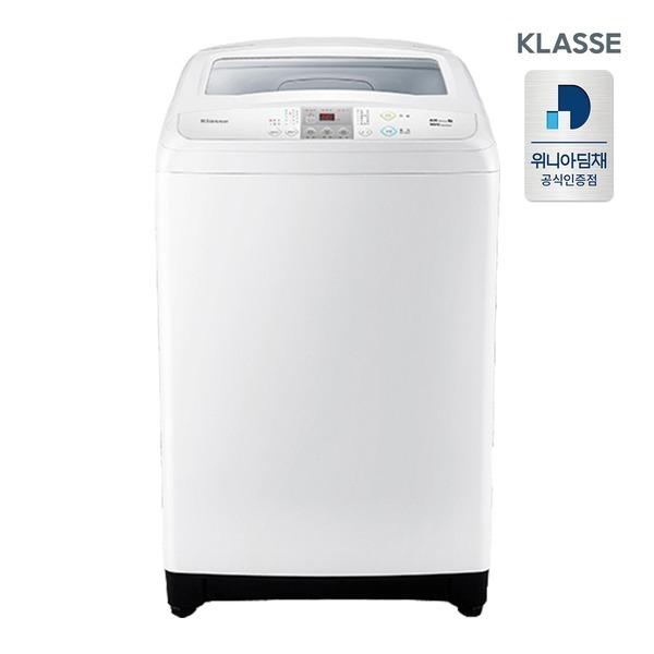 대우 무료설치 11KG 일반세탁기 EWF11GDWK