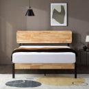 올리비아 침대 프레임 (라지킹)