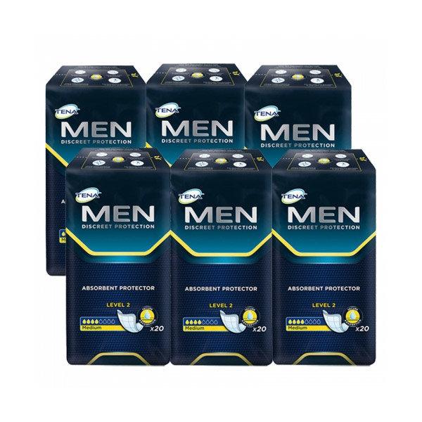 테나 남성용 포맨(20매x6팩) 성인용기저귀