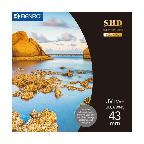 벤로(정품) SHD UV L39+H 43mm UV필터 /S