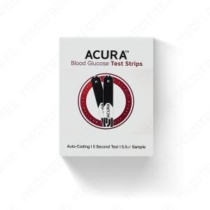 아큐라플러스 혈당시험지 1Box(50매입)