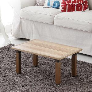 튼튼 접이식 테이블 밥상 몰딩-2호(600x400) 교자상