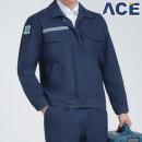 ACE-15 춘추점퍼 단체 작업복 유니폼 근무복 사무복