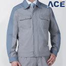 ACE-502 춘추점퍼 단체 작업복 유니폼 근무복 사무복