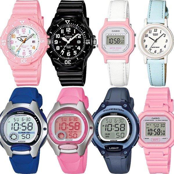 카시오정품 어린이 아동 학생 전자손목시계 방수