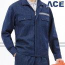ACE-506 여름점퍼 단체 작업복 유니폼 근무복 사무복