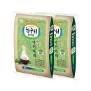 한수위 파주쌀 아끼바레 20kg 2020년산상등급/박스포장
