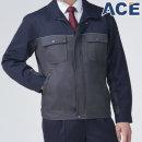 ACE-1008 춘추점퍼 단체 작업복 유니폼 근무복 사무복