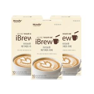 아이브루 예가체프 라떼 10T x3개 (30T) 인스턴트 커피 - 상품 이미지