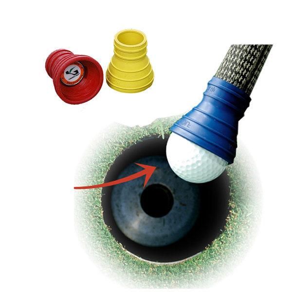 코비스 볼픽업기 공 볼마커 퍼터 그립 골프 필드 용품