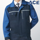 ACE-1605 춘추점퍼 단체 작업복 유니폼 근무복 사무복