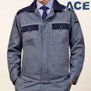 ACE-1706 춘추점퍼 단체 작업복 유니폼 근무복 사무복