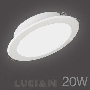 LED 국산 6인치 다운라이트 20W 매입 매립 천정