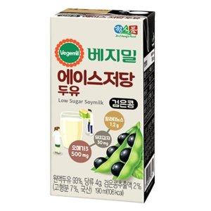 정식품 베지밀 에이스 저당 두유 190ml x 64팩
