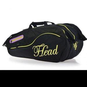 HEAD 샤라포바 테니스 가방 샤라포바 디자인 6 팩 숄