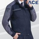 ACE-1905 춘추점퍼 단체 작업복 유니폼 근무복 사무복