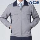 ACE-04 춘추점퍼 단체 작업복 유니폼 근무복 사무복