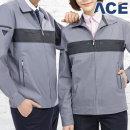 ACE-1701 춘추점퍼 단체 작업복 유니폼 근무복 사무복