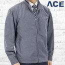 ACE-1708 춘추점퍼 단체 작업복 유니폼 근무복 사무복