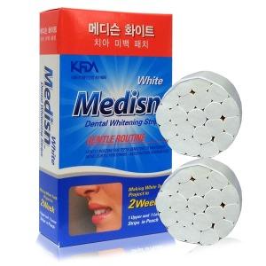 메디슨화이트 치아미백제 2주분
