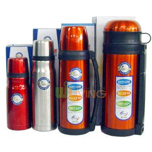 휴대용 스텐 진공보온병/CKD-1000S /보온물병/보냉병