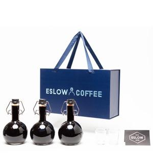 에슬로우 더치커피 250gX3병 커피선물세트
